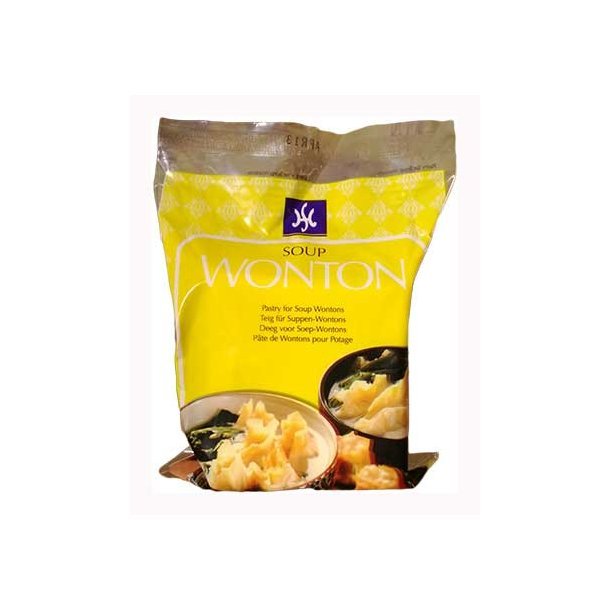 Soup Wonton Sheets (H&S) - 500gr.