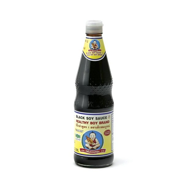 Black Sweet Soya Sauce (H.B) - 700ml.