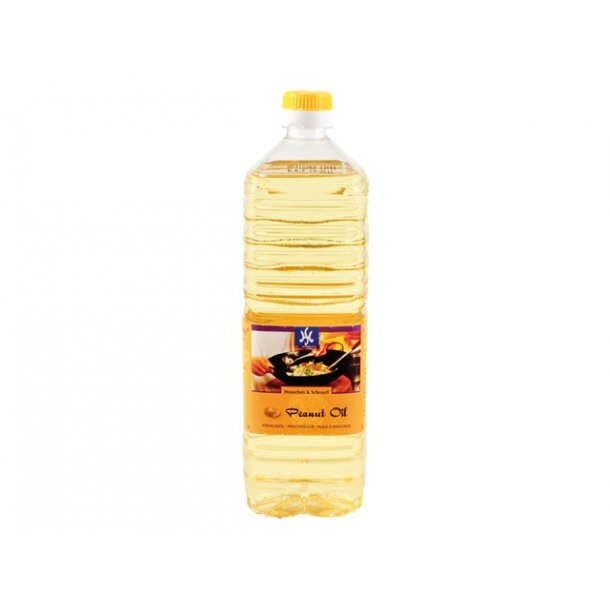 Peanut Oil (H&S) - 1000ml.