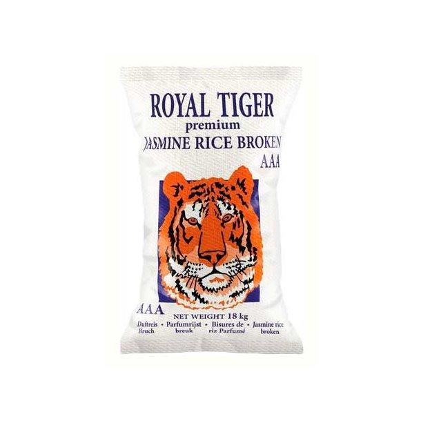 Jasmin Rice Broken (Royal Tiger) - 18kg.