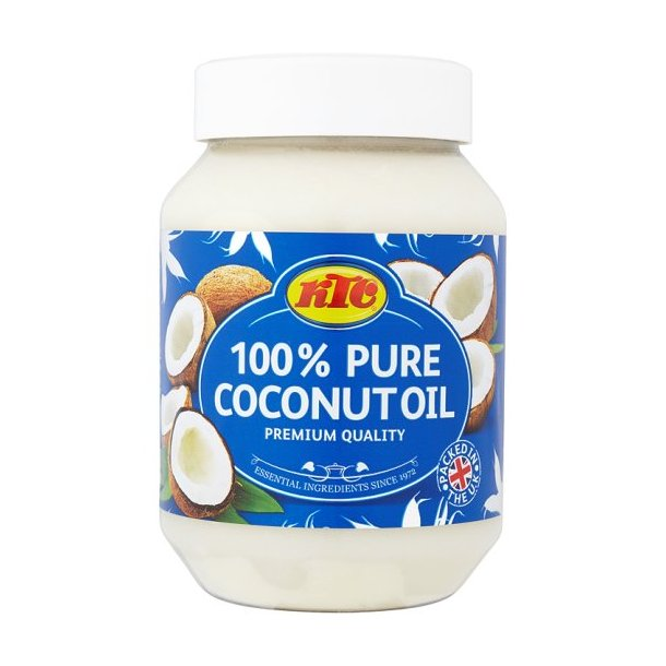 Coconut Oil (KTC) - 500ml.