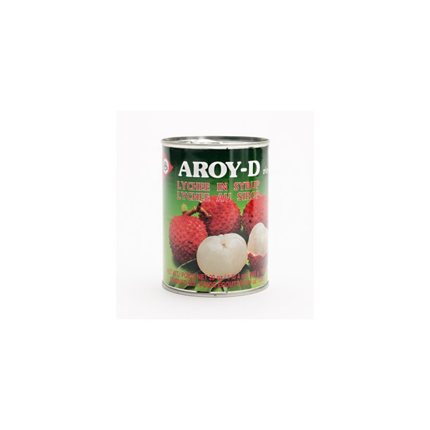 Lychee in Syrup (Aroy-D) - 565gr.
