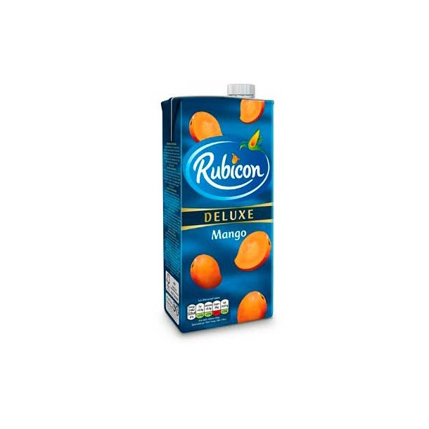 Mango Juice Deluxe (Rubicon) - 1L.