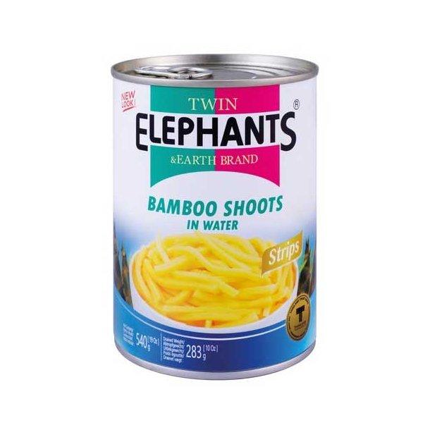 Bamboo Strips (Twin Elephant) - 540gr.