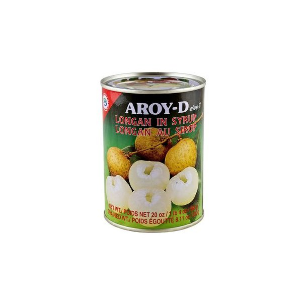 Longan in Syrup (Aroy-D) - 565gr.