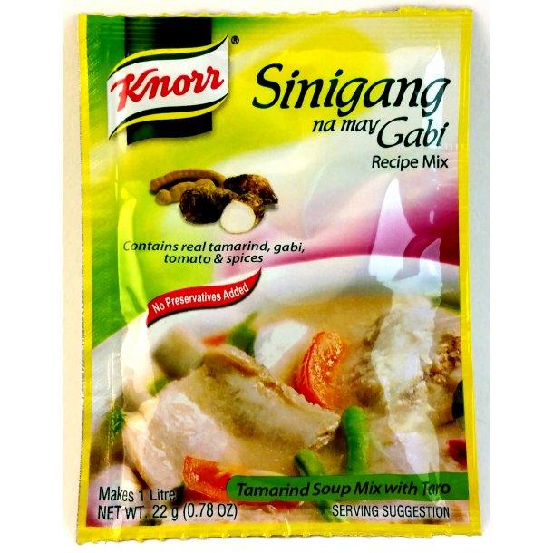 Sinigang na may Gabi (Knorr) - 22gr.