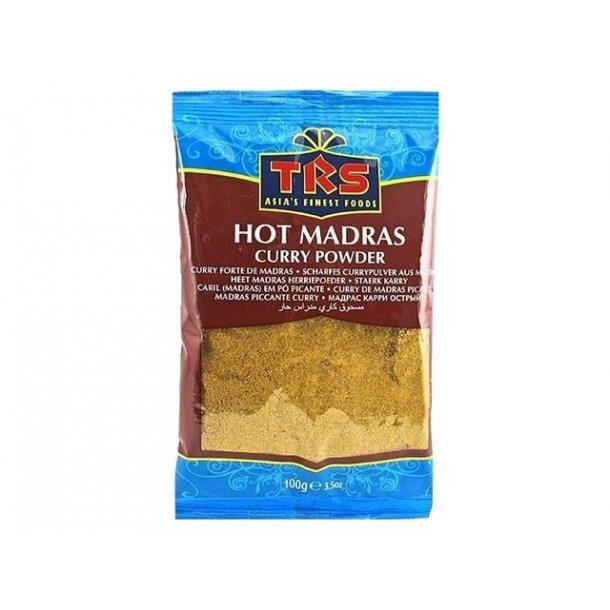 Madras Curry Powder (TRS) - 100gr.