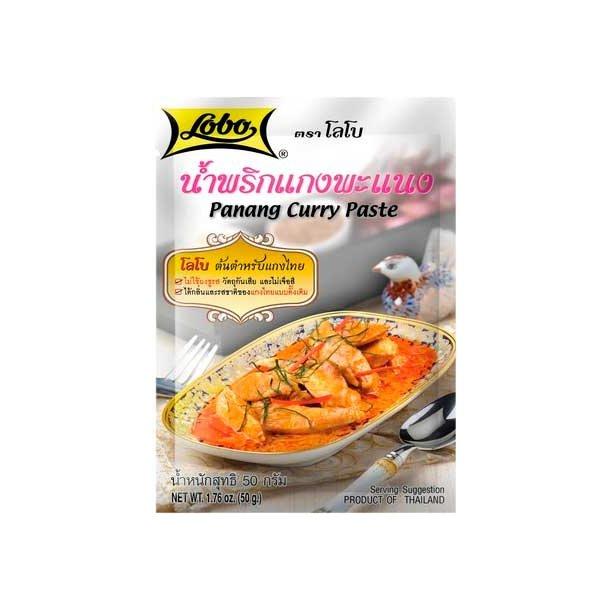 Panang Curry Paste (Lobo) - 50gr.