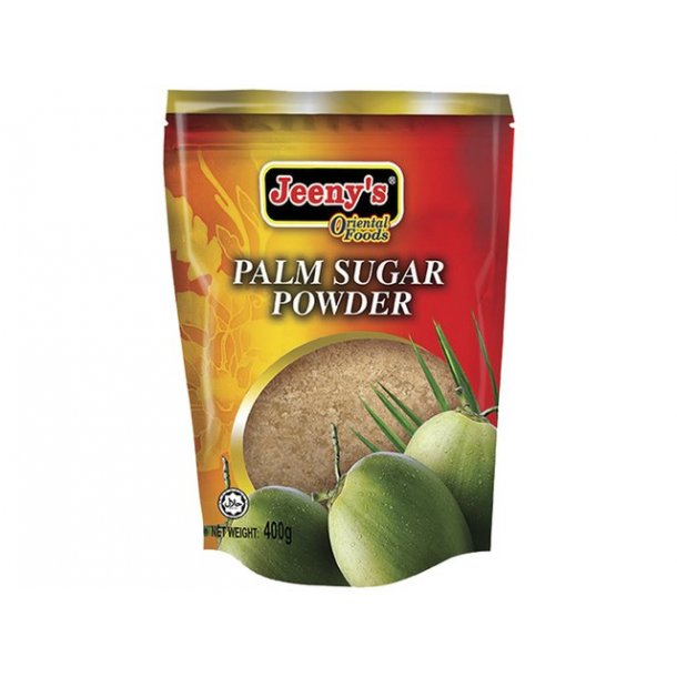 Palm Sugar Powder (Jeeney's) - 400gr.