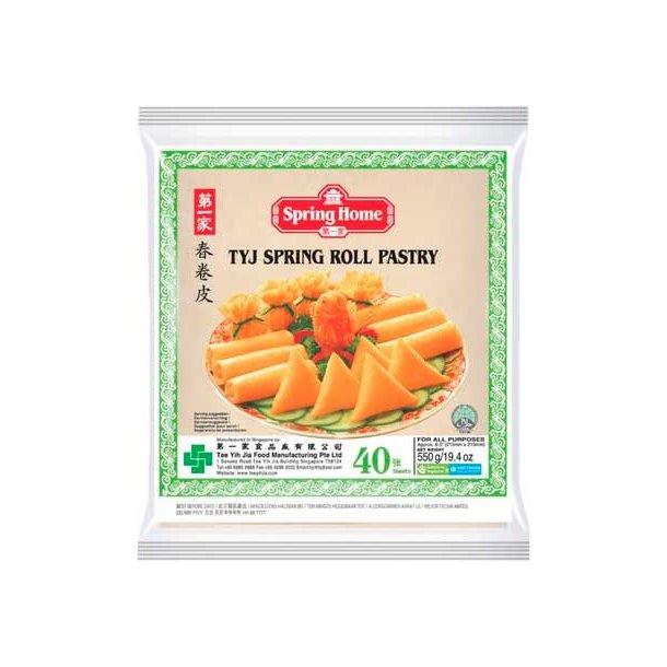 Spring Roll Pastry - 500gr - (TYJ)