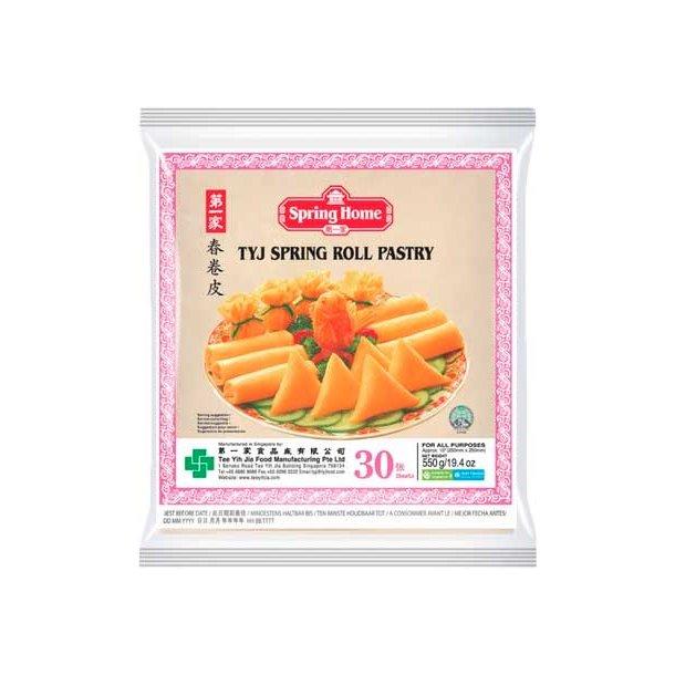 Spring Roll Pastry - 550gr - (TYJ)