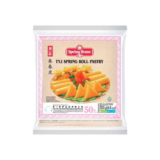 Spring Roll Pastry - 250gr - (TYJ)