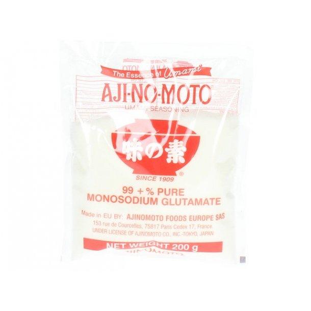 Glutamat/MSG (AjiNoMoto) - 200gr.