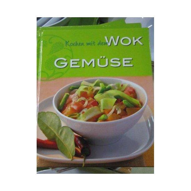 Grøntsager i Wokken (kogebog på Tysk)