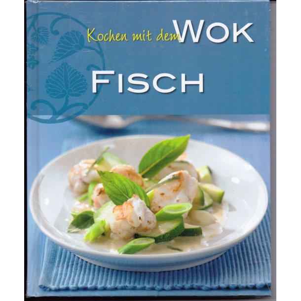 Fisk i Wokken (kogebog på Tysk)