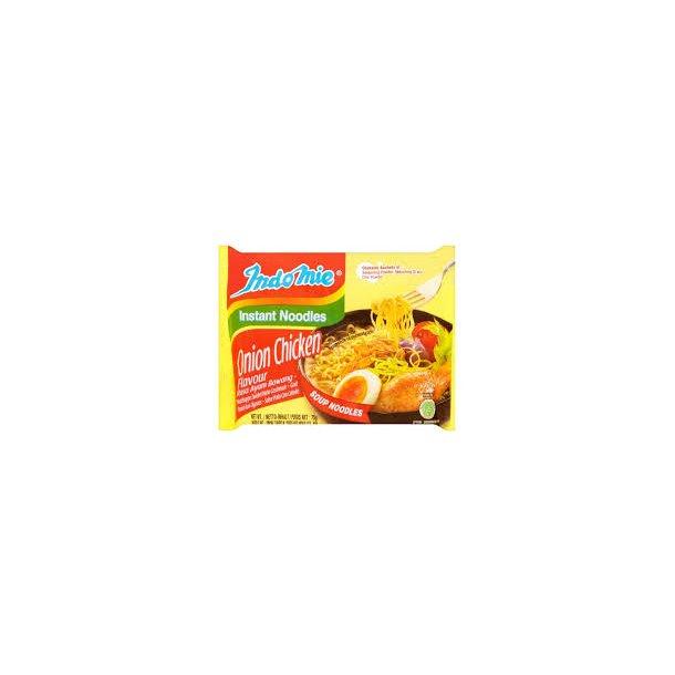 Indomie - Chicken & Onion 1 ks. 40x75gr.