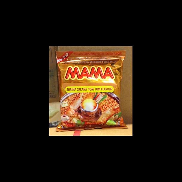 Tom Yum Shrimp Creamy Jumbo (MAMA) - 90gr.