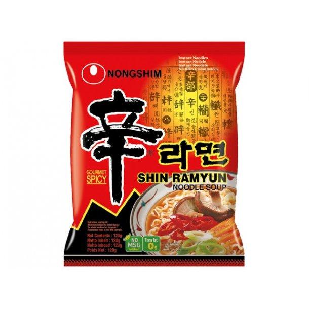 NongShim - Gourmet Spicy - 120gr.