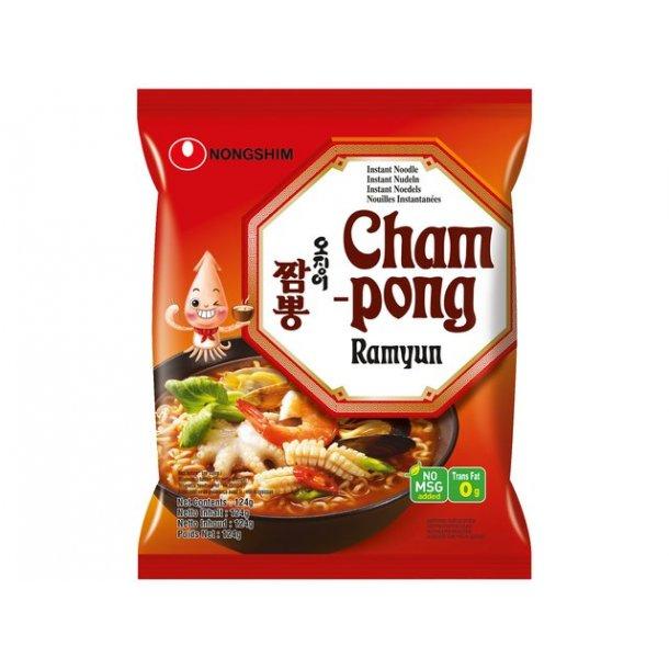 NongShim - ChamPong - 124gr.