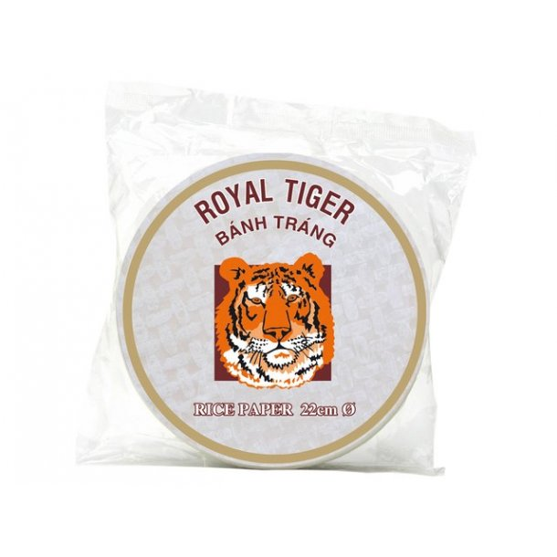 Rice Paper Ø22 (Royal Tiger) - 500gr.