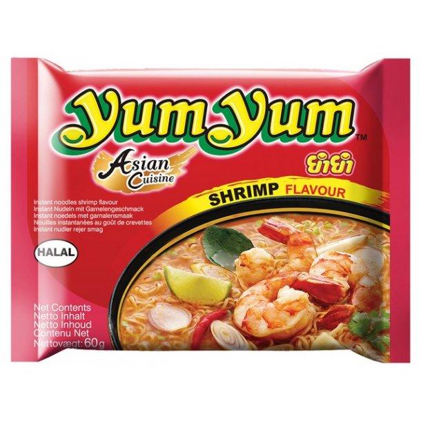 Yum Yum - Shrimp - 60gr.