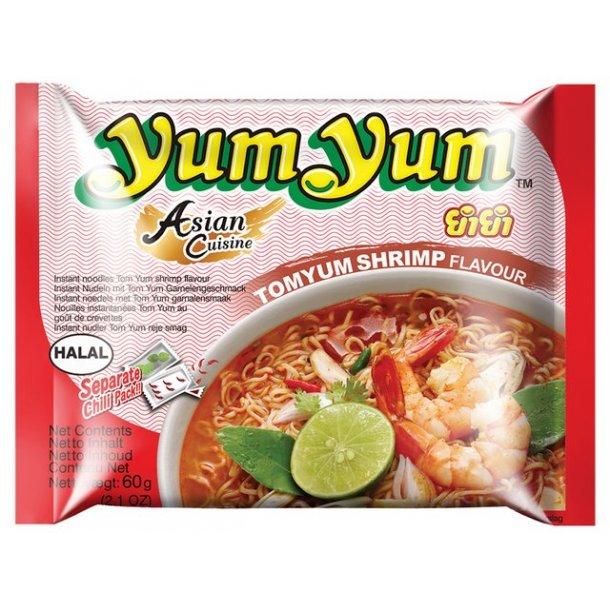 Yum Yum - Tom Yum Shrimp - 60gr.