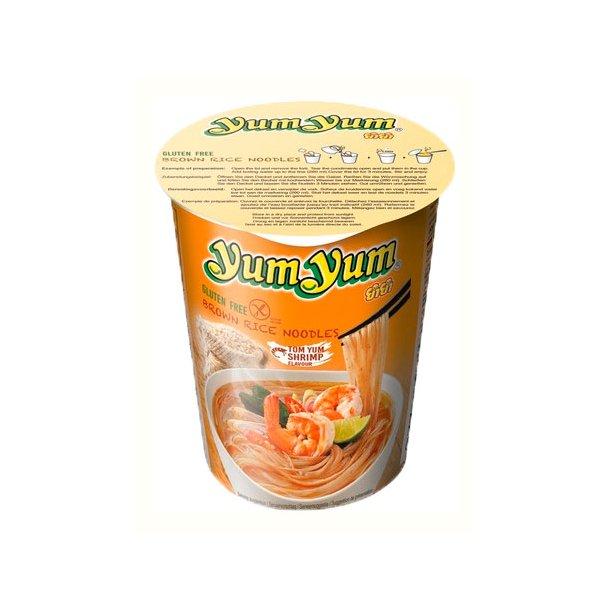 Yum Yum - Tom Yum Shrimp Cup Rice Noodles - 66gr.