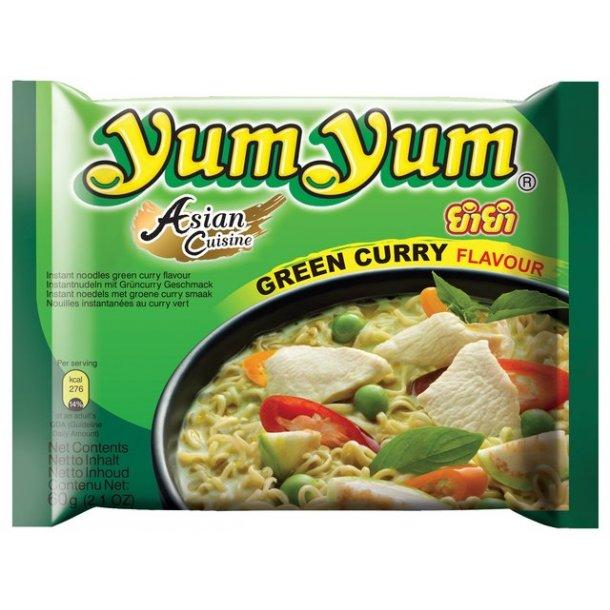 Yum Yum - Green Curry Light - 60gr.