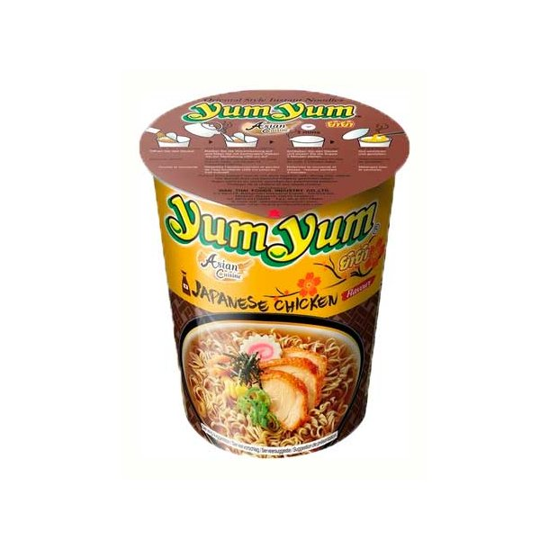 Yum Yum - Chicken Shoyu Cup - 70gr.