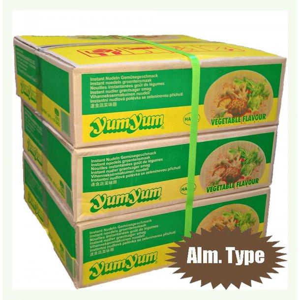 3 ks. Yum Yum Vegetable (grøntsagssmag)