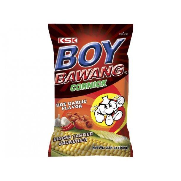Boy Bawang Hot Garlic (KSK) - 100gr.