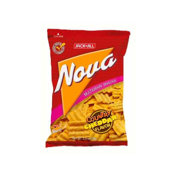 Nova Chips (Jack'n Jill) - 78gr.
