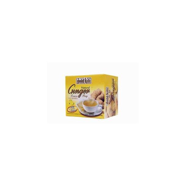 Ginger/Lemon Tea (Gold Kili) 20x4gr.