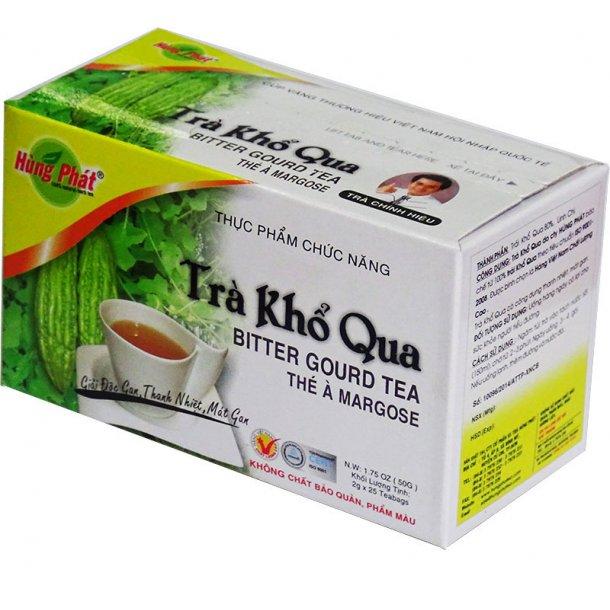 Bitter Melon Tea (Hùng Phàt) 25 x 2gr.