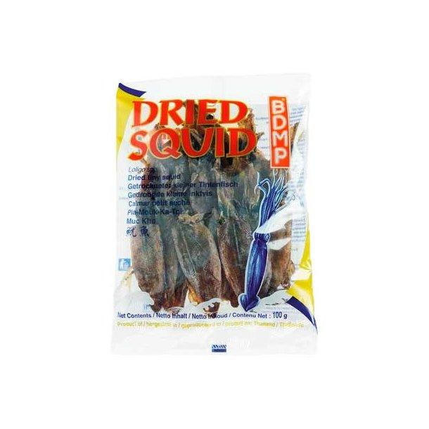 Dried Squid (BDMP) - 100gr.