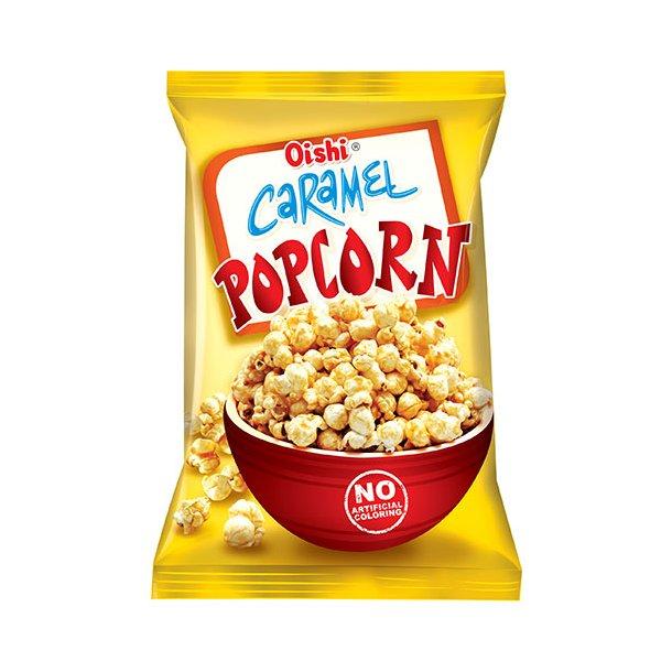 Caramel Popcorn (Oishi) - 60gr.