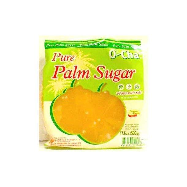 Pure Palm Sugar (O-Cha) - 500gr.