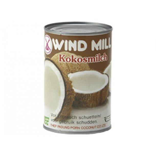Kokosmælk (Windmill) - 400ml.