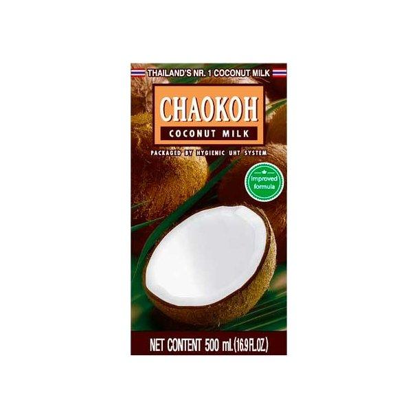 Kokosmælk (ChaoKoh) - ½L TetraPack
