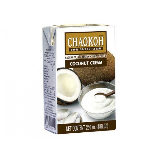 Kokoscreme (ChaoKoh) - 1/4L TetraPack