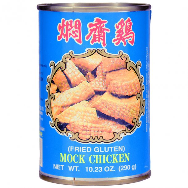 Vegetarian Mock Chicken (Wu Chung) - 290gr.