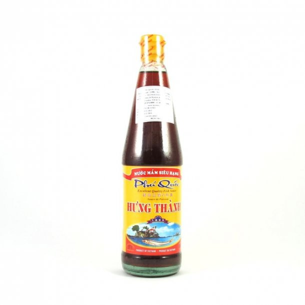 Fish Sauce (Phu Quoc) - 650ml.
