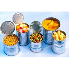 Konserves / Canned Products