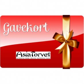 Gavekort / Gift Card