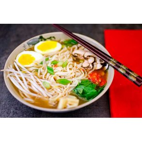 Suppe Nudler / Soup Noodles