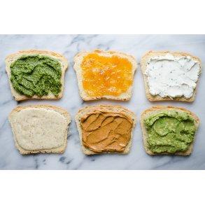 Smørepålæg / Spreads