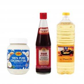 Olier / Oils