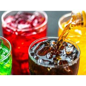 Juice og Sodavand