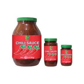 Chili Sovse / Chili Sauces