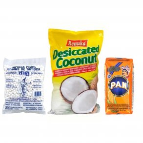 Mel produkter / Flour products